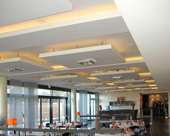 Deckengestaltung in Trockenbauweise | Innenausbau Schlanstedt aus ...